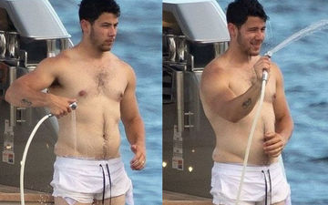 Nick Jonas' Shirtless Picture Goes Viral, Netizens Notice His 'Love Handles' And Can't Stop Commenting