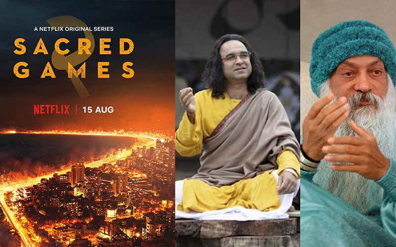 Sacred Games 2: Pankaj Tripathi's Role Of Guruji Inspired From Rajneesh Osho