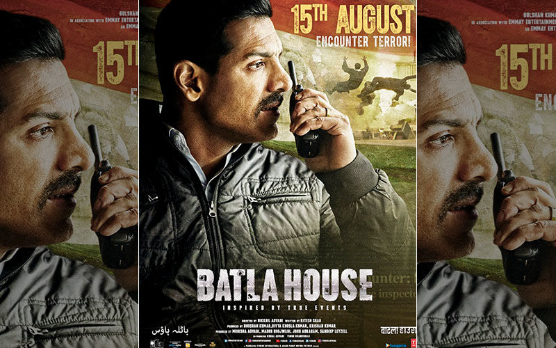 Batla House, New Poster: John Abraham Wants The Audience To Know The Truth