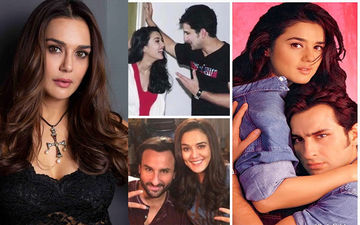 Preity Zinta Wishes Success And Sexiness To Saif Ali Khan On His 49th Birthday