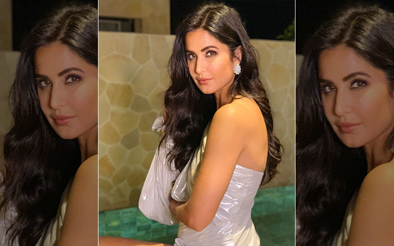 Katrina Kaif Looks Enviably Hot In A Thigh-High Slit Gown In Bali- View Pic
