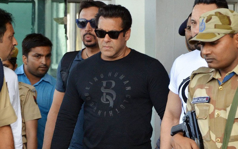 Blackbuck Poaching Case: Salman Khan's Ongoing Case Hearing Adjourned Till September 16 By Jodhpur Court