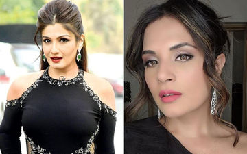 Article 370 To Be Revoked In Jammu And Kashmir:  Raveena Tandon And Richa Chadha React