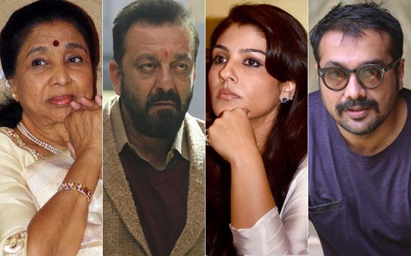 Sushma Swaraj Passes Away: Sanjay Dutt, Asha Bhosle, Anurag Kashyap, Raveena Tandon Grieve Former External Affairs Minister's Demise