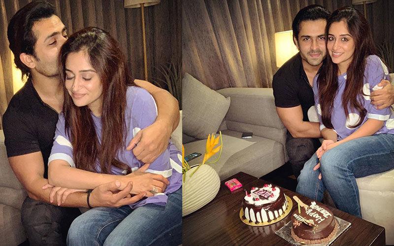 "Dipika Kakar's Birthday Celebration: Shoaib Ibrahim Says, ""I'm Happy That You're Mine"""
