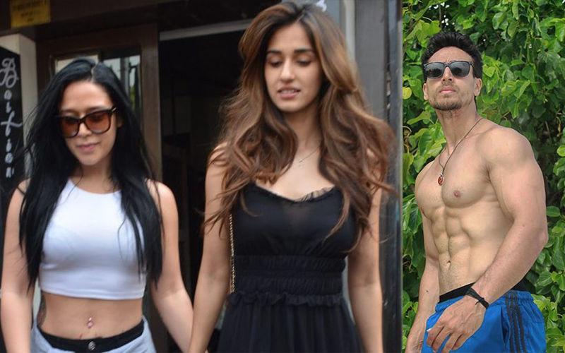 Tiger Shroff Is 100 Percent Single, Confirms Sister Krishna Shroff
