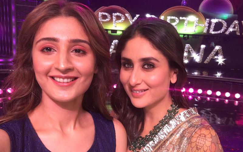 Kareena Kapoor Khan Has A Fan Girl In Singer Dhvani Bhanushali