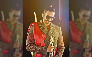IIFA Awards 2019 Best Actor: Ranveer Singh Bags The Coveted Honour For His Applause-Worthy Performance In Padmaavat