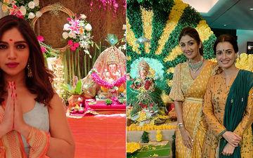 Ganeshotsav 2019: Aishwarya Rai Bachchan, Sushant Singh Rajput, Bhumi Pednekar, Shilpa Shetty Wish Fans On Ganpati Festival