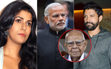 Ram Jethmalani Passes Away: PM Narendra Modi, Farhan Akhtar, Nimrat Kaur And Others Mourn The Loss Of Eminent Lawyer