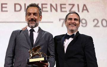 Joaquin Phoenix's Joker Wins Top Prize At The 76th Venice International Film Festival