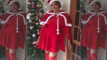 Rakhi Sawant Sends A New Year 2020 Wish Through A Mystery Man- Is It Her Husband Ritesh?-VIDEO