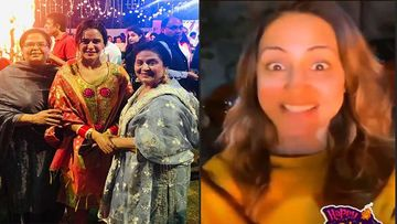 Mona Singh's First Lohri As Mrs, Hina Khan's Fuzzy Celebrations And Karan Wahi's Night With 'Dilli Ke Bouyz' - PICS