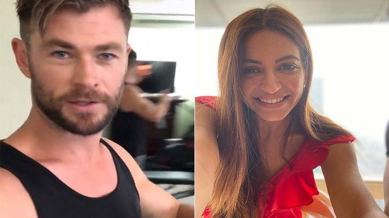 Thor Chris Hemsworth And Kriti Kharbanda To Advocate About Holistic Approach Towards Life Via Webisode