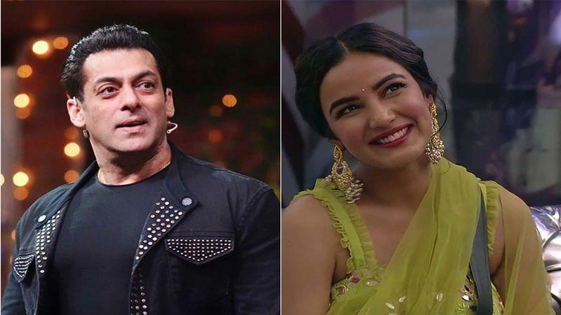 Bigg Boss 14 Weekend Ka Vaar: Salman Khan Sweetly Refers To Jasmin Bhasin As 'Katrina Kaif Of The TV World' As She Gives An Innocent Answer To THIS Question