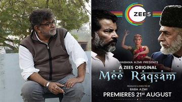 'Everything Just Fell Into Place,'  Baba Azmi Wins Big In Dublin For OTT Film Mee Raqsam - EXCLUSIVE