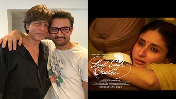 Aamir Khan Turns Director For Shah Rukh Khan's Cameo Scenes In Laal Singh Chaddha