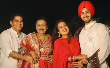 Neha Kakkar And Rohanpreet Singh's Family Pictures That Gives Us A Peek Into Their Personal Life