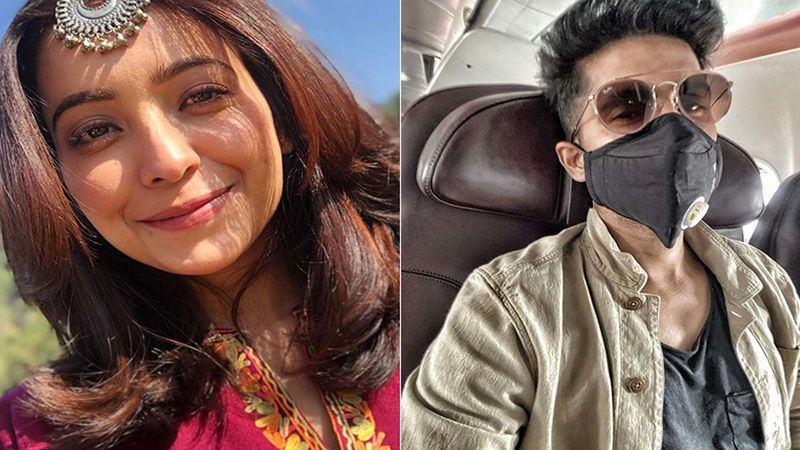 Asha Negi Dances With Birthday Boy Ravi Dubey, Wishes Him Love, Laughter, Smiles And More On His Birthday