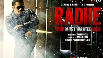 Salman Khan's Movie Radhe - Your Most Wanted Bhai Sold To Zee Studios For A Whopping Rs 230 Crore- More Deets Inside