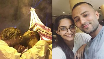 Valentine's Day 2020: Sonam Kapoor Shares Pic Of Her Dating Days With Anand Ahuja From Their Paris Vacay