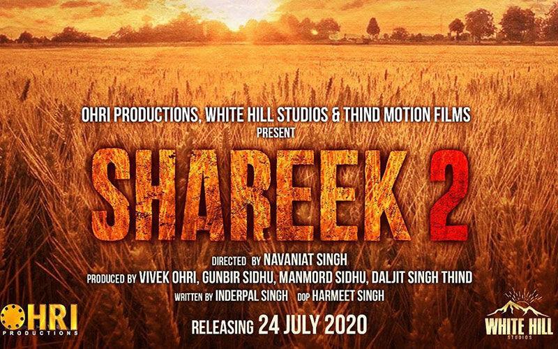 Shareek 2 To Star Dev Kharaoud And Jimmy Sheirgill