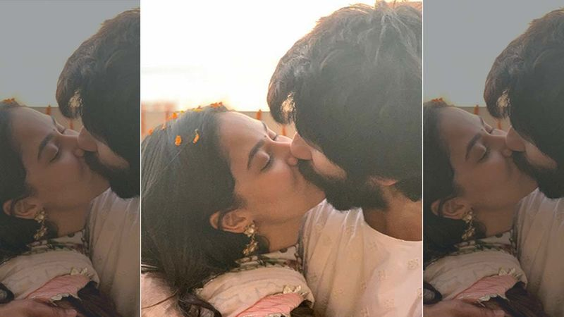 Shahid Kapoor's Reply To Mira Rajput's Blurry Image Will Warm The Cockles Of Your Heart