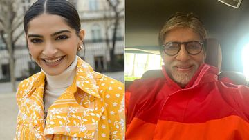 Sonam Kapoor Shares A Picture Of The Sun, Amitabh Bachchan Compares To It Lonvala Chikki-LOL