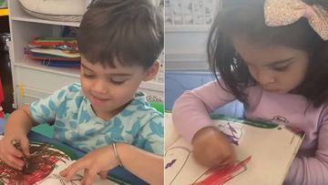 Karan Johar Shares His Kids Yash And Roohi's Gorgeous Art Work; Adding Colour To Quarantine