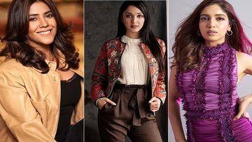Ekta Kapoor, Kiara Advani, Bhumi Pednekar Advocate #Istandwithhumanity; Urge Fans To Support Daily Wagers