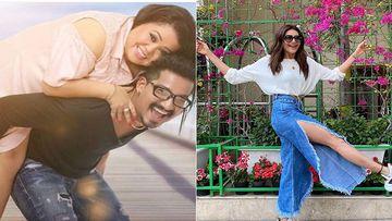 Khatron Ke Khiladi 10: After Bharti Singh Threatens Karishma Tanna, She Calls Her Husband Bhai - No More Flirting