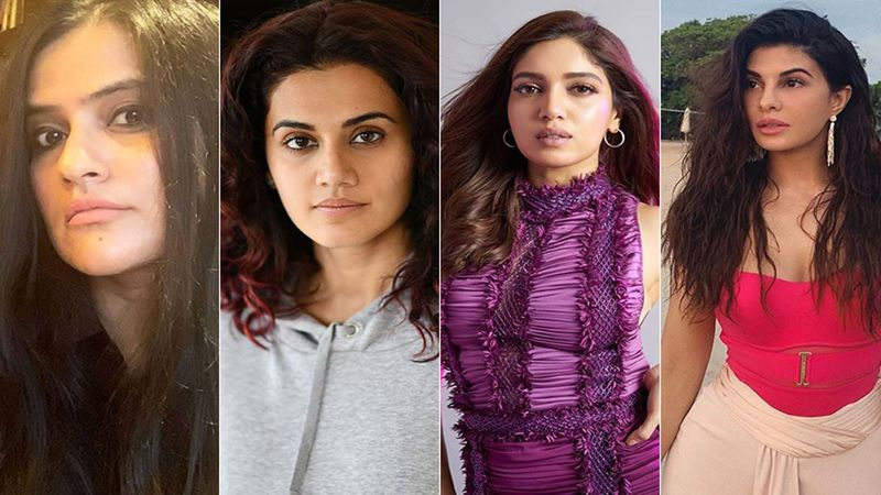 Sona Mohapatra Disappointed With Taapsee Pannu, Bhumi Pednekar And Jacqueline Fernandez For Not Lip-Syncing To Her Songs Properly