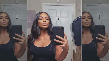Kim Kardashian Gets Called Out For Photoshop Disaster That Includes One Extra Finger, Oops
