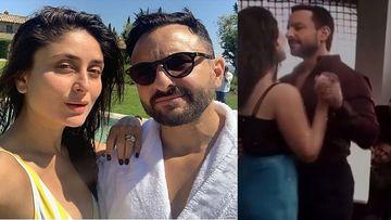 Kareena Kapoor Khan- Saif Ali Khan Dance To Michael Bublè's Sway; This Is What Perfection Looks Like - VIDEO