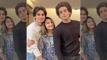 Urvashi Dholakia's Twin Sons Kshitij And Sagar Dholakia Turn A Year Older; Actress Can't Contain Her Happiness, Posts Birthday Video and Pictures
