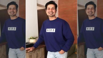 Happy Father's Day 2020: Sumeet Vyas Wants His Little Man Ved To Imbibe THIS Quality From Him
