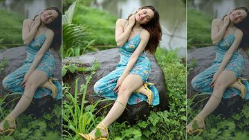 Sanjeeda Shaikh Is In Love With 'Yeh Mausam Ka Jadoo'; Fans Find Her 'Irresistible' In New Stunning Picture