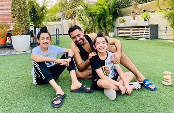 Gippy Grewal Is Having Fun With His Sons,  Shares A Cute Video On Instagram