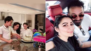 Sanjay Dutt's Wife Maanayata Dutt Celebrates Her Birthday In Dubai, Says She's Missing Daddy Dutt
