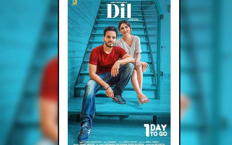 Singer Karaj Randhawa's Next Song 'Dil' Is Out