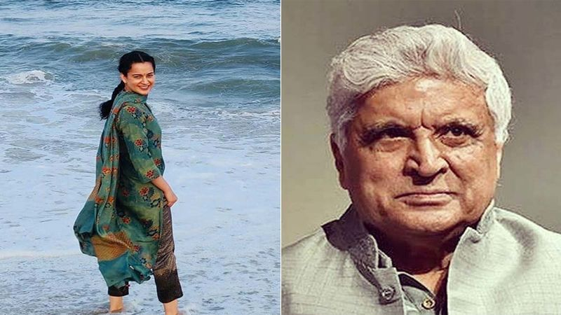 Kangana Ranaut Vs Javed Akhtar: Veteran Lyricist Rubbishes Nepotism Debate, 'She Became Successful, She's An Outsider'