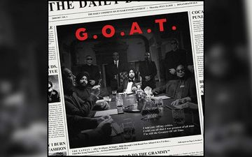 G.O.A.T By Diljit Dosanjh Exclusive With 9X Tashan