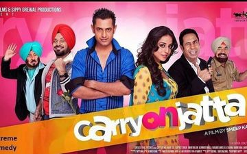 Gippy Grewal Announces His Next Film 'Carry On Jatta 3' On Instagram