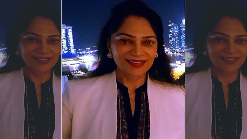 Simi Garewal Tweets About A Friend Trying Russian COVID-19 Vaccine Gets Serious Responses From Netizens; Actress Clarifies It's A JOKE