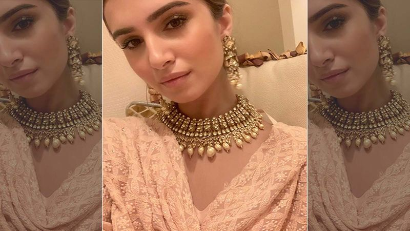 Tara Sutaria Shares A Glimpse Of Her Mushy Date Night With Beau Aadar Jain; Calls It Their 'Bombay Romance' - PIC INSIDE