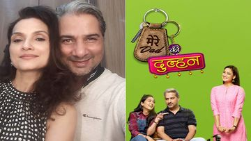 Varun Badola Takes A Break From Mere Dad Ki Dulhan After Wife Rajeshwari Sachdev Tests Positive For Coronavirus