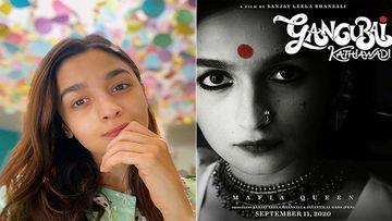 Alia Bhatt To Resume The Shoot Of Sanjay Leela Bhansali's Gangubai Kathiawadi In October?