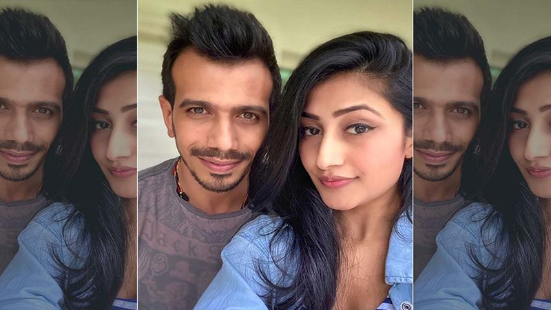 IPL 2020: Yuzvendra Chahal Makes His Fiancée Dhanashree Verma's Birthday Special, Surprises Her With Gifts And Bouquets