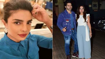 Priyanka Chopra Congratulates Newlywed Varun Dhawan And Natasha Dalal, Shares A Stunning Picture As She Wishes Them A Lifetime Of Happiness