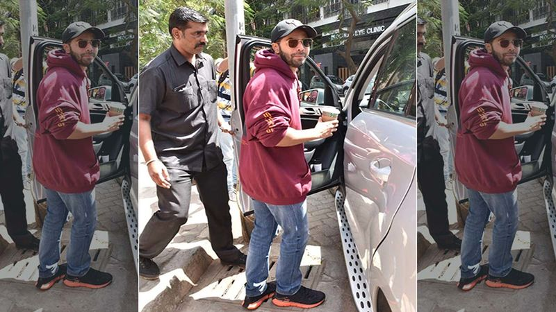 Varun Dhawan Makes His First Appearance In Town After His Wedding, Spotted Outside Karan Johar's House